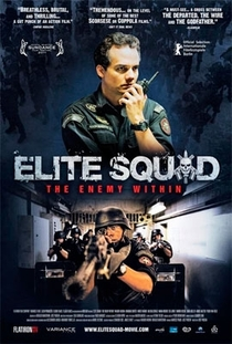Tropa de Elite 2 - O Inimigo Agora é Outro - Poster / Capa / Cartaz - Oficial 2