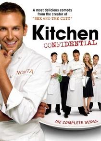 Kitchen Confidential - Poster / Capa / Cartaz - Oficial 3