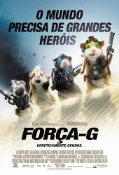 Força G - Poster / Capa / Cartaz - Oficial 8