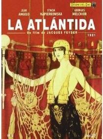 L'Atlantide - Poster / Capa / Cartaz - Oficial 1