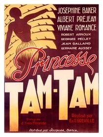 Princesa Tam Tam - Poster / Capa / Cartaz - Oficial 1