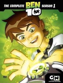 Ben 10 (1ª Temporada) - Poster / Capa / Cartaz - Oficial 1