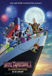 Hotel Transilvânia 3: Férias Monstruosas - Poster / Capa / Cartaz - Oficial 4