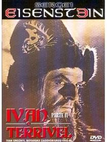 Ivan, o Terrível - Parte II - Poster / Capa / Cartaz - Oficial 1