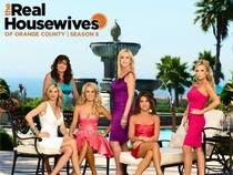 The real housewives of Orange County - Quinta temporada - Poster / Capa / Cartaz - Oficial 1