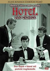 Hotel pro cizince - Poster / Capa / Cartaz - Oficial 2