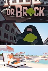 Conheça Dr.Brock - Poster / Capa / Cartaz - Oficial 1
