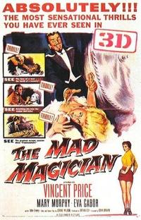 A Máscara do Mágico - Poster / Capa / Cartaz - Oficial 2