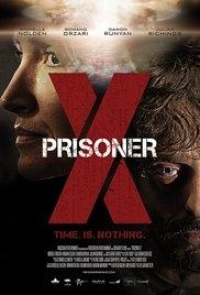 Prisioneiro X - Poster / Capa / Cartaz - Oficial 1