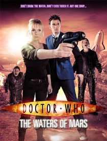 Doctor Who - The Waters of Mars - Poster / Capa / Cartaz - Oficial 1