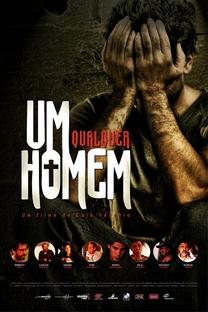 Um Homem Qualquer - Poster / Capa / Cartaz - Oficial 1