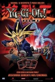 Yu-Gi-Oh! - O Filme - Poster / Capa / Cartaz - Oficial 3