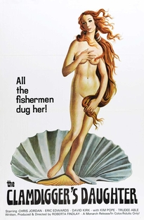 The Clamdigger's Daughter - Poster / Capa / Cartaz - Oficial 1