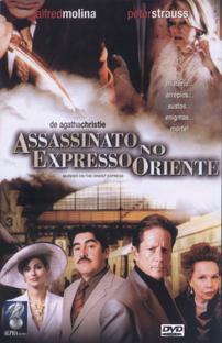 Assassinato no Expresso Oriente - Poster / Capa / Cartaz - Oficial 2
