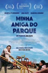 Minha Amiga do Parque - Poster / Capa / Cartaz - Oficial 2