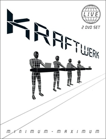 Kraftwerk - Minimum-Maximum - Poster / Capa / Cartaz - Oficial 1