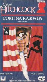 Cortina Rasgada - Poster / Capa / Cartaz - Oficial 2