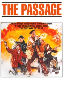 Passageiros do Inferno - Poster / Capa / Cartaz - Oficial 6