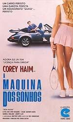 A Máquina dos Sonhos - Poster / Capa / Cartaz - Oficial 2