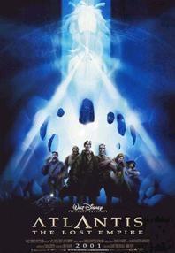 Atlantis - O Reino Perdido - Poster / Capa / Cartaz - Oficial 2