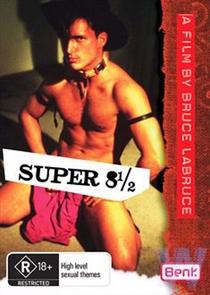 Super 8½ - Poster / Capa / Cartaz - Oficial 1