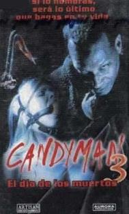 Candyman: Dia dos Mortos - Poster / Capa / Cartaz - Oficial 4