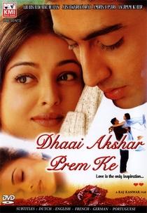 Dhaai Akshar Prem Ke - Poster / Capa / Cartaz - Oficial 1