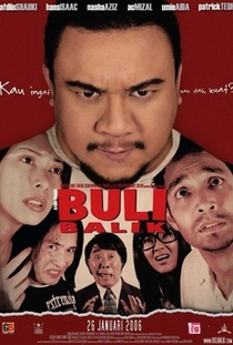 Buli Balik - Poster / Capa / Cartaz - Oficial 1