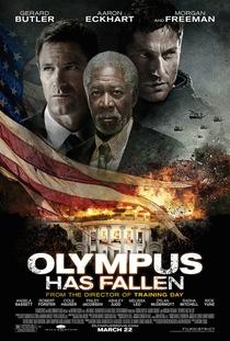 Invasão à Casa Branca - Poster / Capa / Cartaz - Oficial 1