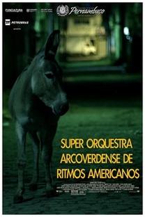 Super Orquestra Arcoverdense de Ritmos Americanos - Poster / Capa / Cartaz - Oficial 1