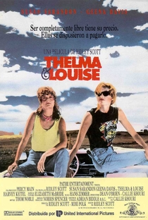 Thelma & Louise - Poster / Capa / Cartaz - Oficial 5