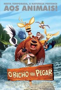 O Bicho Vai Pegar - Poster / Capa / Cartaz - Oficial 2