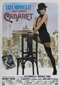 Cabaret - Poster / Capa / Cartaz - Oficial 10
