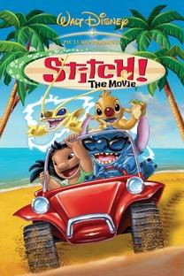 Stitch! O Filme - Poster / Capa / Cartaz - Oficial 2