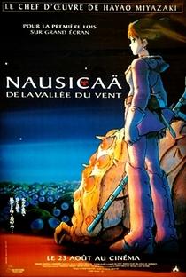 Nausicaä do Vale do Vento - Poster / Capa / Cartaz - Oficial 35
