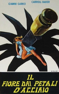The Flower with Petals of Steel - Poster / Capa / Cartaz - Oficial 1