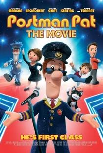 Postman Pat: The Movie - Poster / Capa / Cartaz - Oficial 1