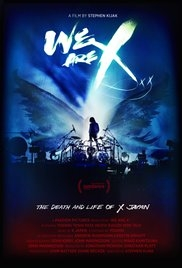 We Are X - Poster / Capa / Cartaz - Oficial 1