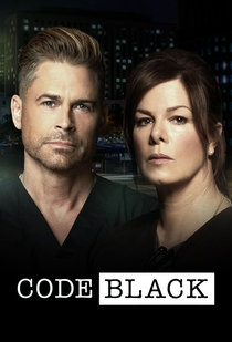Code Black (3ª Temporada) - Poster / Capa / Cartaz - Oficial 1
