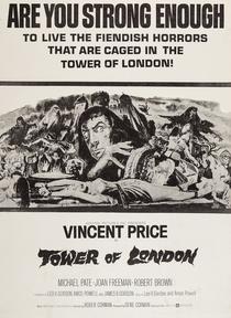 A Torre de Londres - Poster / Capa / Cartaz - Oficial 5