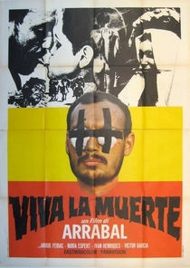 Viva La Muerte - Poster / Capa / Cartaz - Oficial 4