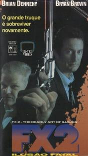 FX 2 - Ilusão Fatal - Poster / Capa / Cartaz - Oficial 3
