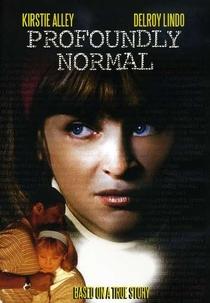 Profundamente Normal - Poster / Capa / Cartaz - Oficial 1