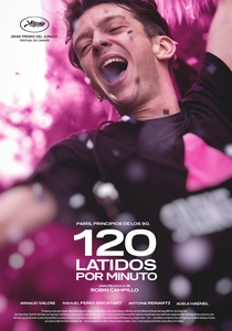 120 Batimentos por Minuto - Poster / Capa / Cartaz - Oficial 10