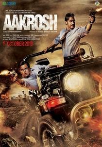Aakrosh - Poster / Capa / Cartaz - Oficial 3