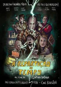 A Repartição do Tempo - Poster / Capa / Cartaz - Oficial 1