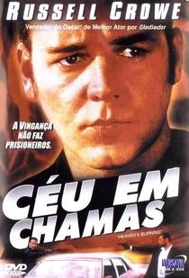 Céu em Chamas - Poster / Capa / Cartaz - Oficial 5