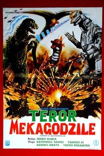 O Terror do Mechagodzilla - Poster / Capa / Cartaz - Oficial 3