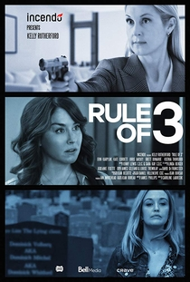 Rule of 3 - Poster / Capa / Cartaz - Oficial 1
