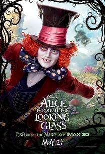 Alice Através do Espelho - Poster / Capa / Cartaz - Oficial 31